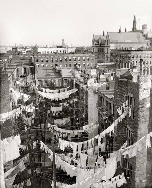 New York City, 1900
