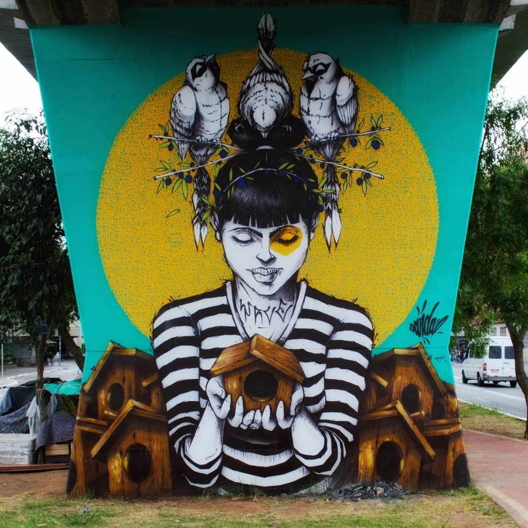 PardalOne @Sao Paulo, Brazil