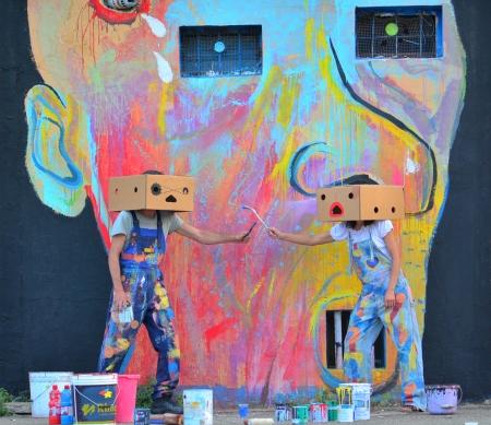 L'insolito mondo di Mr M & Mrs B – L'arte di Marco Pautasso
