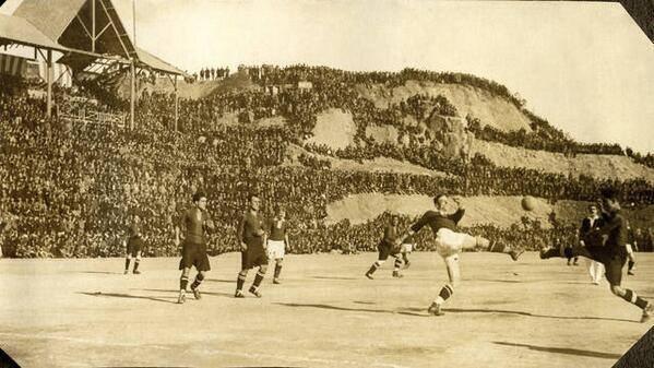 Stadio del FC Barcelona, 1909