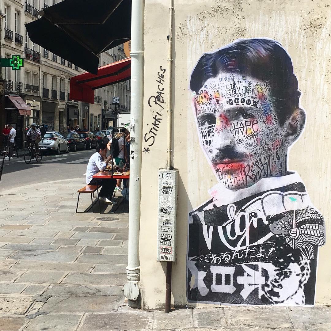 Stikki Peaches @Paris, France