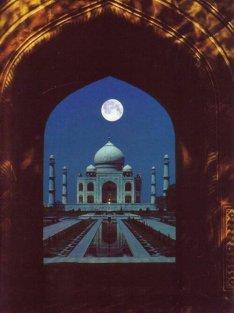 Taj Mahal, India, 1967