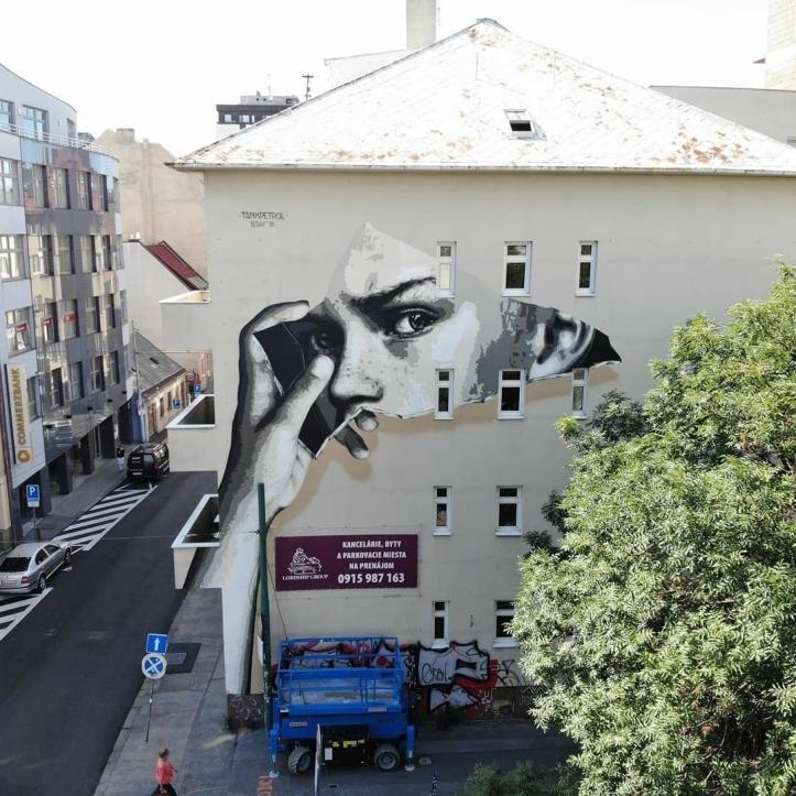 TankPetrol @Bratislava, Slovakia