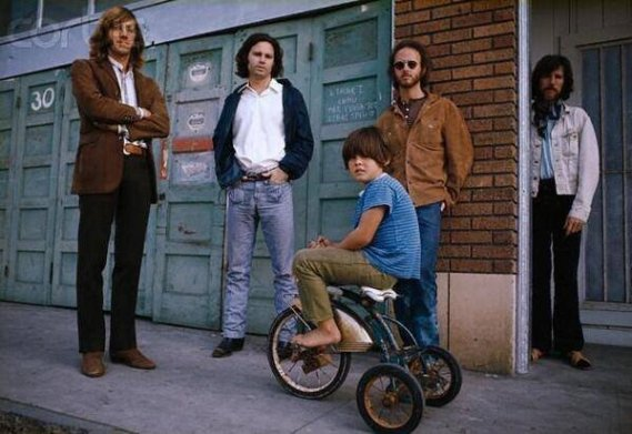 The Doors a Los Angeles, 1969