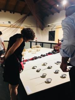 Trasfigurazioni di Maria Jole Serreli @ Samugheo (Fotografia per gentile concessione dell'artista)