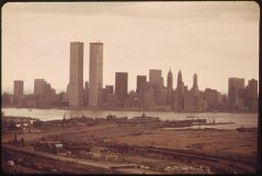 Twin Towers New York, maggio 1973