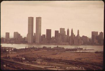 Twin Towers New York, maggio 1973