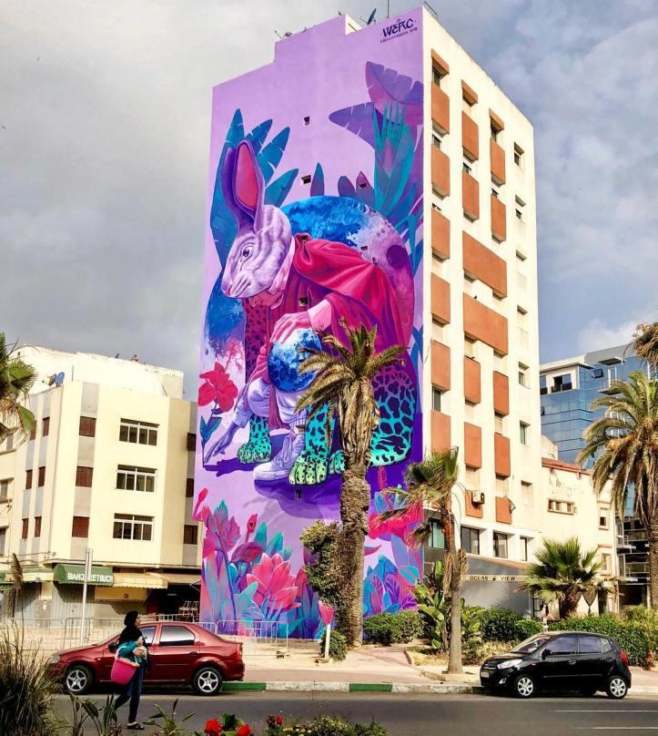 WERC @Casablanca, Morocco