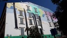Madrid day by day - Street art nel quartiere di Lavapiés (opera di Cristina Gayarre)