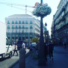 Madrid day-by-day - Puerta del sol