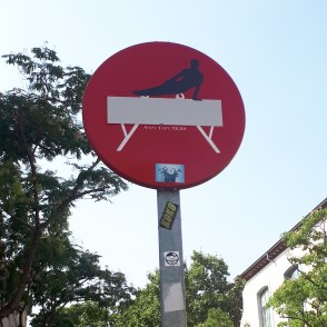Madrid day-by-day - Street art - Clet