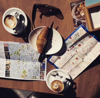 Madrid day-by-day - Colazione