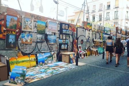 Mercado del Rastro