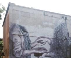 Street art: Hyuro @ Calle de Embajadores, Madrid