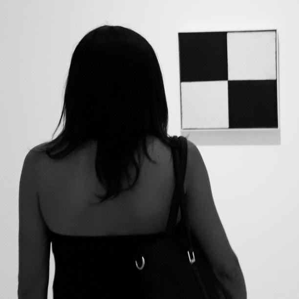 Museo Reina Sofia: Mostra sul Dadaismo russo 1914-1924 - Kazimir Malevich