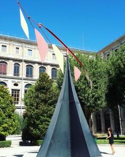Museo Reina Sofia: Alexander Calder