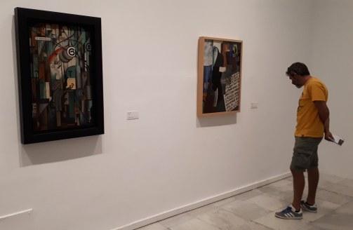 Museo Reina Sofia: Mostra sul Dadaismo russo 1914-1924