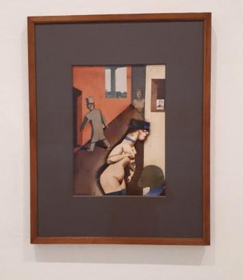 Museo Reina Sofia: Mostra sul Dadaismo russo 1914-1924 - George Grosz