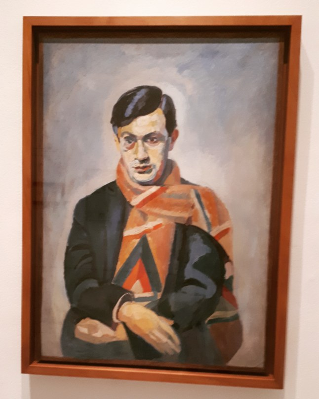 Museo Reina Sofia: Mostra sul Dadaismo russo 1914-1924 - Tristan Tzara (1923) by Robert Delaunay