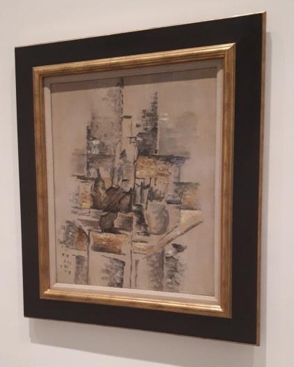 Museo Reina Sofia - Collezione permanente - Georges Braque