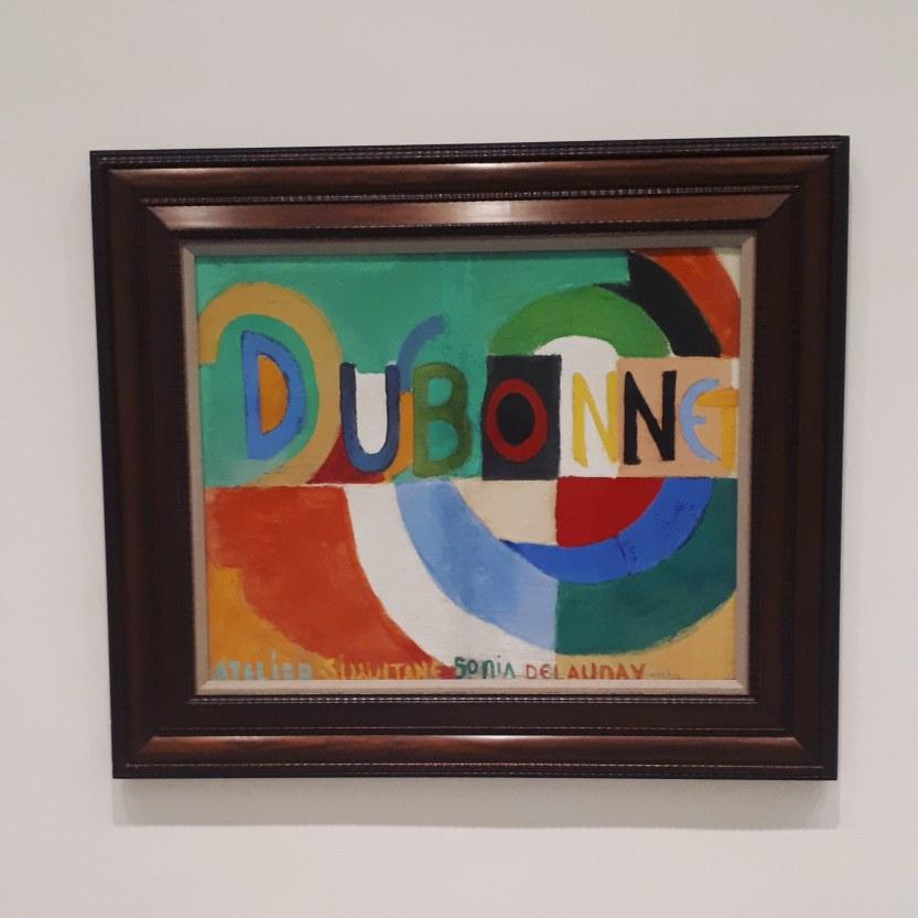 Museo Reina Sofia - Collezione permanente - Sonia Delaunay