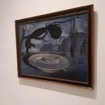 Museo Reina Sofia - Collezione permanente - The enigma of Hitler (1939) di Salvador Dalì
