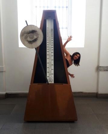 Museo Reina Sofia - Collezione permanente - Indestructible Object (1923-33) di Man Ray