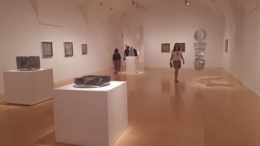 Museo Reina Sofia - Mostra temporanea - Eusebio Sempere