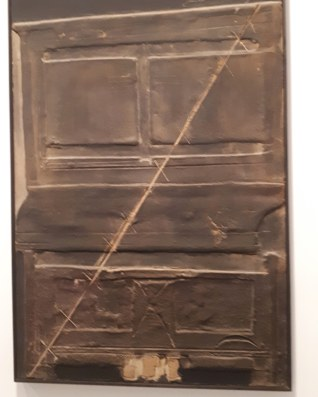Museo Reina Sofia - Collezione permanente - Antoni Tapies