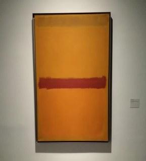Museo Reina Sofia - Collezione permanente - Mark Rothko