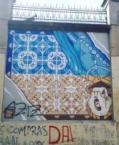 Street art: Add Fuel@ Lavapies, Madrid for Muros Tabacalera