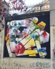 Street art: Digo Diego @ Lavapies, Madrid for Muros Tabacalera