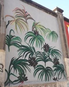 Street art: BToy @ Lavapies, Madrid for Muros Tabacalera