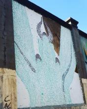 Street art: Gola Hundun @ Lavapies, Madrid for Muros Tabacalera