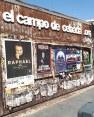 El Campo de Cebada, Madrid