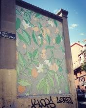Street art @ Lavapies, Madrid for Muros Tabacalera