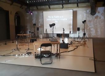 "Mostra ""Carmen / Shakespeare: Presagios del Deseo"" di Olga Mesa e Francisco Ruiz De Infante @ La Tabacalera, Madrid"