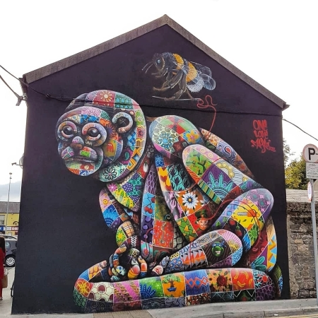 Louis Masai Michel @Waterford, Ireland