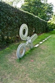 Sculpture by Jackie Ball