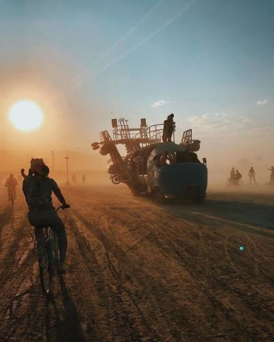 Burning Man 2018