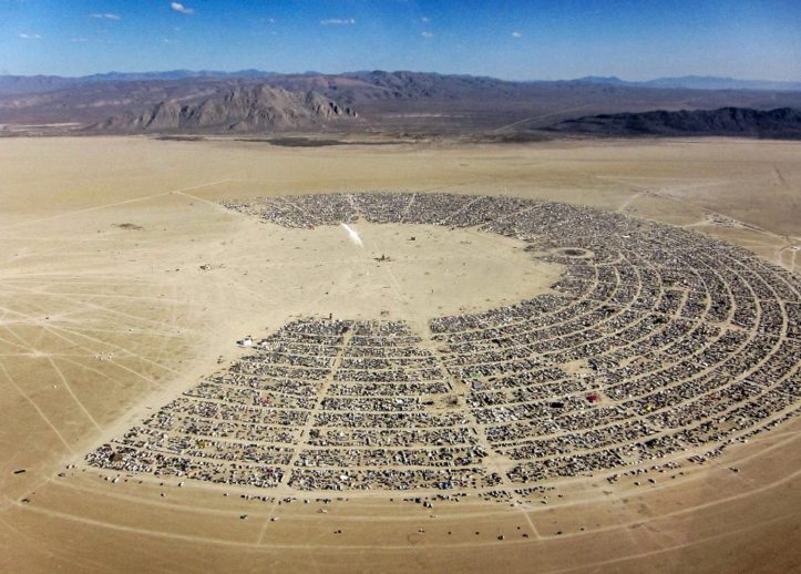Burning Man 2018 - Black Rock City