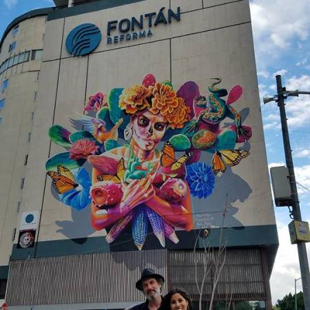 Carlosalberto GH & Ruben Poncia & Adry del Rocio @Mexico City