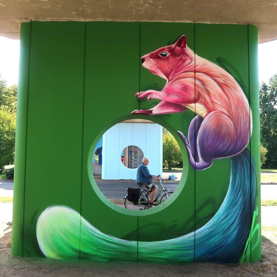 Dopie @Arnhem, Netherlands