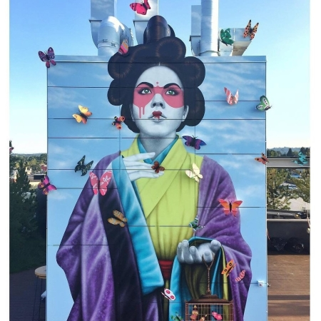 Findac @Portland, Oregon, USA