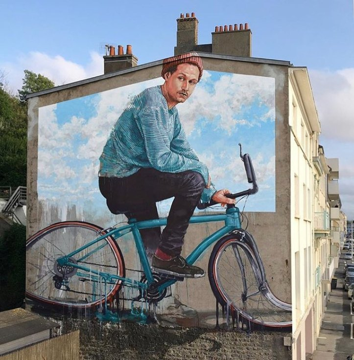 Fintan Magee @Boulogne-sure-Mer, France