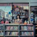 Veronica Liu at Word Up Community Bookshop, Washington Heights, Manhattan, 2017.