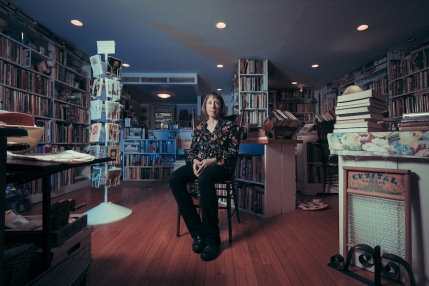 Bonnie Slotnick Cookbooks, East Village, Manhattan, 2017