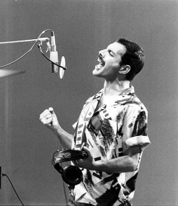Freddie Mercury, 1985