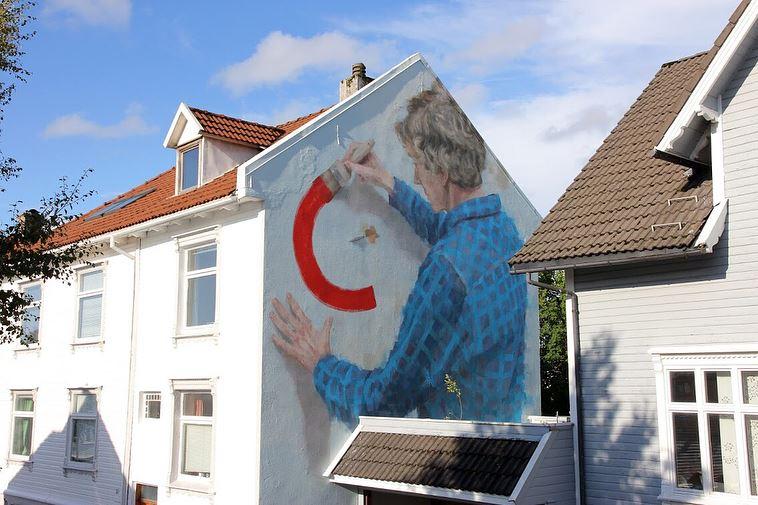 Helen Bur @Stavanger, Norway