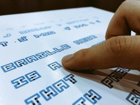 Kosuke Takahashi - Braille Neue